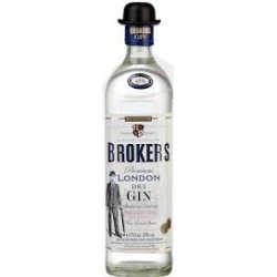 BROKERS LONDON GIN 47 ° 70 CL