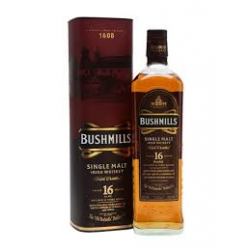 BUSHMILLS 16 YEARS 40 ° 70 CL