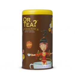 SLIMMING PU'ER (Tin Canister)