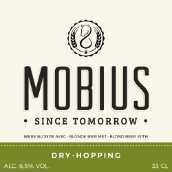 MOBIUS DRY HOPPING 6.5 ° 33 CL