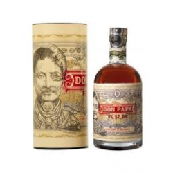 DON PAPA 7 YEARS 70 CL 40 ° 54