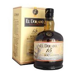 EL DORADO 15 YEARS 43 ° 70...