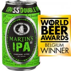 MARTIN'S DOUBLE IPA 55...