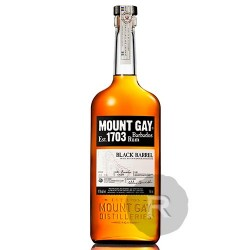 MOUNT GAY 1703 BLACK BARREL...