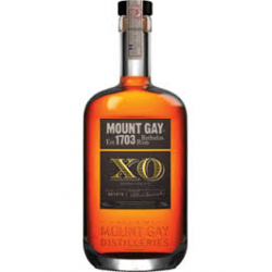 MOUNT GAY 1703 XO 43 ° 70...
