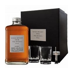 NIKKA COFFRET FROM THE...