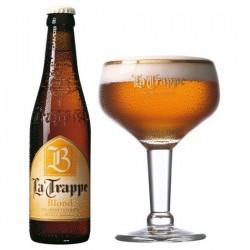 LA TRAPPE BLONDE 6.5 ° 75 CL