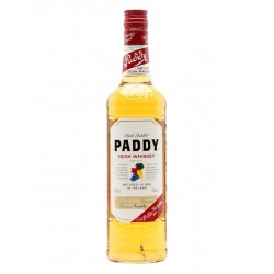 PADDY IRISH WHISKEY 40 ° 70 CL