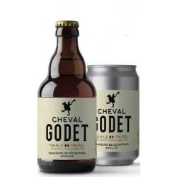 CHEVAL GODET CANETTE TRIPLE...