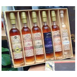 PLANTATION GIFTPACK 6 X 10 CL