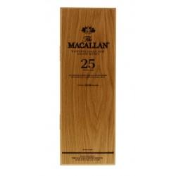 Macallan 25 Years Sherry...