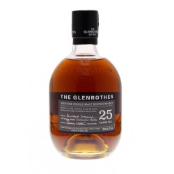 Glenrothes 25 Years 43° 0.7L