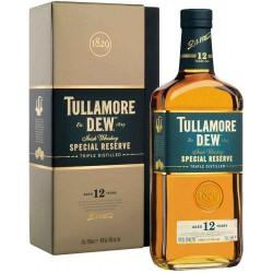 TULLAMORE DEW 12 Y 40 ° 70 CL