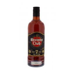 HAVANA CLUB 7 ANOS 40 ° 70 CL