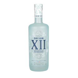 DRY GIN XII 42 ° 70 CL 15