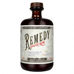 REMEDY SPICED RUM 41.5 ° 70...