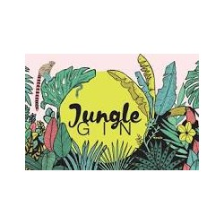 JUNGLE GIN 40 ° 0.5 L 80