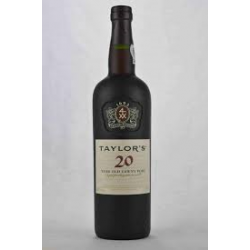TAYLOR'S 20 YEARS 20 ° 75 CL