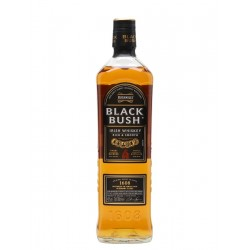 BUSHMILLS BLACK BUSH...