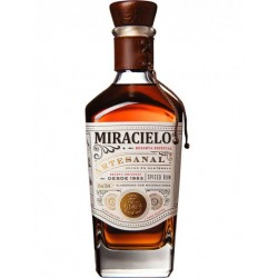 MIRACIELO SPICED RUM 38 °...