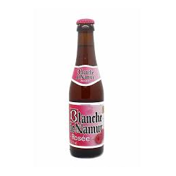 BLANCHE ROSEE NAMUR 4 °  25 CL