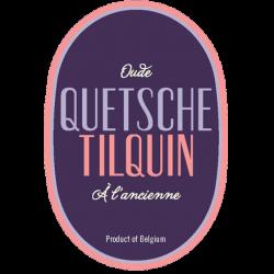 GUEUZE TILQUIN QUETSCHE 6.4...
