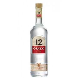OUZO 12  38 ° 0.70 CL