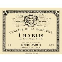CHABLIS 2018 LOUIS JADOT BLANC