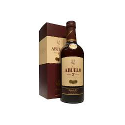 ABUELO 7 YEARS 40 ° 5 CL