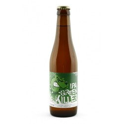 IPA GREEN KILLER 6.5 ° 33 CL