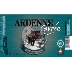 ARDENNE GIVREE 8 ° 33 CL