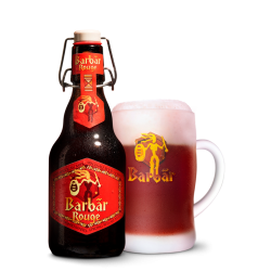BARBAR ROUGE 8 ° 33 CL