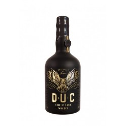 D.U.C TRIPLE CASK WHISKY 40...
