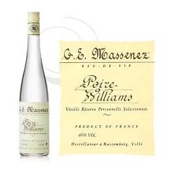 POIRE WILLIAMS MASSENEZ EAU...