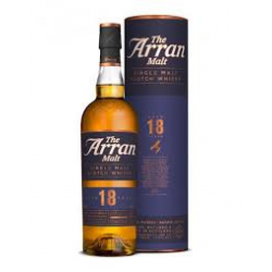 ARRAN 18 YEARS 46 ° 70 CL 404