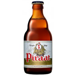 PIRAAT TRIPLE HOP 10.5 ° 33 CL