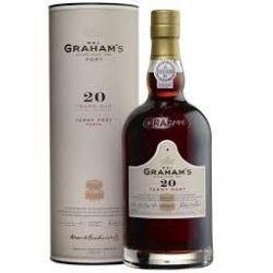GRAHAM'S TAWNY 20 YEARS 20...